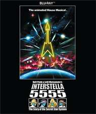 Daft Punk - Interstella 5555 NEW Blu-Ray