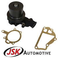 Water Pump With Pulley & Gaskets for Perkins 4-Cyl A4.212 A4.236 A4.248 & T4.236
