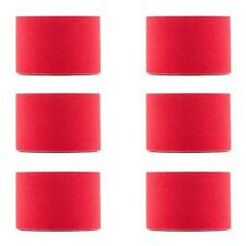 CAPITAL SPORTS KINESIOLOGIE TAPE MUSKULATUR VERBAND 6 ROLLEN SET 5 CM X 5 M ROT