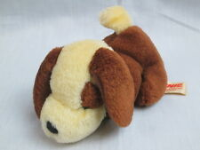 VINTAGE SONIC CONEY PUP HOT DOG PLUSH 1988 BROWN CREAM PUPPY ONLY STUFFED ANIMAL