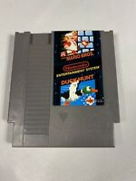 Mario Bros Duck Hunt (Nintendo Entertainment System NES) Cleaned Tested Works