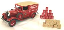 Danbury Mint 1931 FORD BUDWEISER DELIVERY TRUCK  w/ barrels & boxes. Diecast.