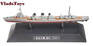 Eaglemoss 1:1100 Imperial Japanese Tenryu-class Light Cruiser IJN Tatsuta #48