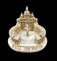 Figurine of the Saint-Peter Cathedral in Roma Roma San Pietro Basilica Souvenir