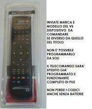 TELECOMANDO SOSTITUTIVO PER TV HAIER MODELLO LT 22 M 1 CW    LT22M1CW     LT22M1