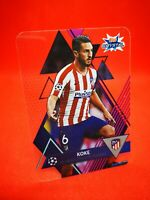 Liga de Campeones mejores 2019-2020 ☆ autógrafo ☆ Héctor Herrera-Atlético de Madrid
