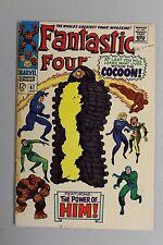 Fantastic Four #67 Oct 1967 Marvel 1st App HIM Adam Warlock 4.5 VG+ GOTG Movie
