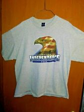 Celebration of Independence 2005. Basic Editions. Short Sleeve T-Shirt XL. Eagle