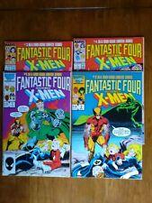 Fantastic Four VS. X-Men, #1-4 Complete Limited Series, Dr. Doom