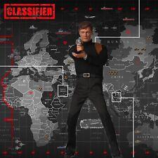 """1/6 James Bond 007 Diorama 15""""x15"""" FÜR IKEA DETOLF-nicht Sideshow oder Big Chief"""