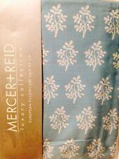 Mercer + Reid Azura Blue European Pillowcase 65x65cm RRP$39.95 Adairs Cotton