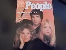Warren Beatty, Frankie Valli, Hayley Mills - People Magazine 1975
