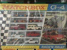Matchbox Very Rares Gift Set G-4B-3.Rally mint never played OVP n.mint from 1969