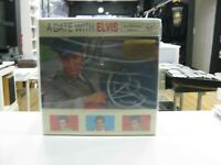 Elvis Presley LP A Date With 2019 Klappcover 180GR. Limitierte Blue Vinyl Numbe