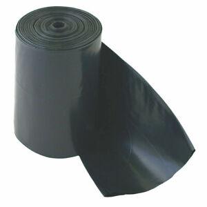 🔥 50 x Heavy Duty Extra Strong Refuse Sacks Black Bin liner Rubbish Bags 100L
