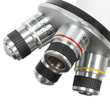 185 Achromatic Objective Lens 160/0.17 for Biological Microscope 4X 10X 40X 100X