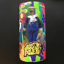 Austin Powers Action Figure with Talking Stand Nib Sealed