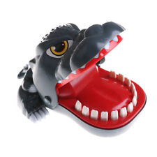 Dinosaur Mouth Dentist Bite Finger Game Funny Toy for Baby Kids Gifts TB