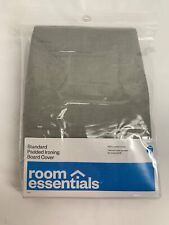 Room Essentials Ironing Board Cover New In Package Standard Padded Gray