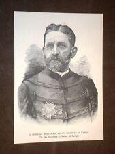 Generale Georges Ernest Jean-Marie Boulanger di Rennes