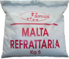 MALTA CEMENTO REFRATTARIA REFRATTARIO KG. 5