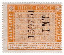 (I.B) United Kingdom Electric Telegraph Co : Message 3d
