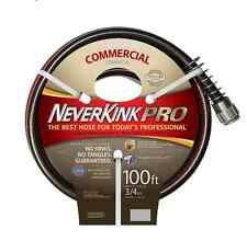 Neverkink Pro 4000 Flexible 3/4 in. x 100 ft. Garden Water Hose Commercial Duty