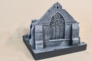 KING & COUNTRY NV02 D DAY 1944 NORMANDY VILLAGE RUINED CHURCH BUILDING nv