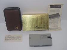 Vintage Ranging Optical Tape Measure - Model 100 - w/ Case, Manuel, & Box!