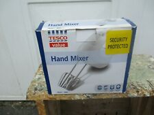 Tesco Electric Hand mixer 125w 5 Speed Settings