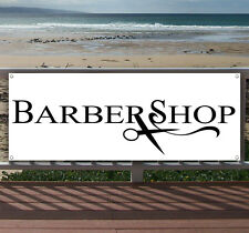 Barber Shop Advertising Vinyl Banner Flag Sign Many Sizes Available Usa