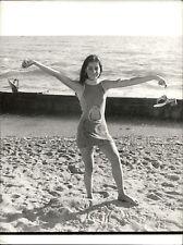 Vicky Leandros - Vintage Pressefoto Foto Norbert Unfried (U-3582