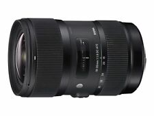 Sigma 18-35mm F1.8 DC HSM 'A' Art Lens for Nikon AF (UK Stock) BNIB