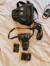 Nikon D5100 DSLR Camera with 18-55 mm f/3.5-5.6 Auto-focus Nikkor Zoom Lens