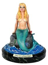 Doug Sneyd's Mermaid Statue by CS Moore Studios Limited Edition Hand Painted NEW