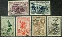 USSR-Russia-1940. 20th anniversary of the storming of Perekop. Without perforati