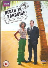 DEATH IN PARADISE - Series 1. Ben Miller, Sara Martins (BBC 2xDVD SET 2012)