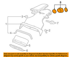 Chevrolet GM OEM 08-13 Corvette 6.2L-V8 Air Cleaner-Outlet Duct 20759237