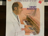 A Warm Shade Of Ivory - The Piano, Orchestra And Chorus Of Henry Mancini - Vinyl