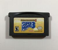 Super Mario Advance 4: Super Mario Bros. 3 (Game Boy Advance) AUTHENTIC GBA