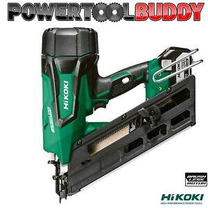 HIKOKI NR1890DC 18V Nail Gun 2 X 5Ah Li-ion Batteries 1st Fix Framing Nailer