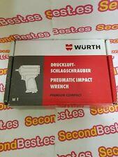 """Pistola De Impacto Neumatica Wurth DSS 1/2"""" Compact Premium"""