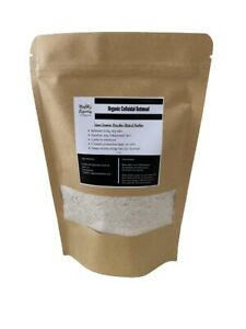 Organic Colloidal Oatmeal Powder - Food Grade - Malik's Organics