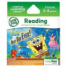 LeapFrog LeapPad Spongebob Squarepants eBook
