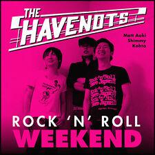 THE HAVENOTS Rock 'N' Roll Weekend LP . punk power pop the boys buzzcocks