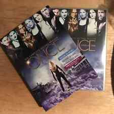 Once Upon a Time: The Complete Second Season (DVD, 5-Disc Set) W/ SLIPCOVER