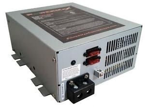 Powermax PM3-75LK 75 Amp 12 Volt Power Supply with LED Light