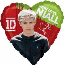 One Direction Niall Horan Foil Party Balloon 1D Girls -17""
