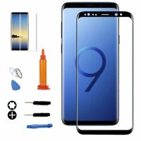 Replacement Front Touch Screen Glass Lens Repair Tools Kit for Samsung Galaxy S9