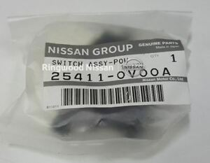 GENUINE NISSAN PATROL WINDOW SWITCH  254110V00A